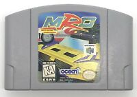 MRC Multi Racing Championship N64 Nintendo 64 Authentic OEM Game Tested Working