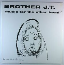 "12"" LP - Brother JT & Vibrolux - Music For The Other Head - H1344"
