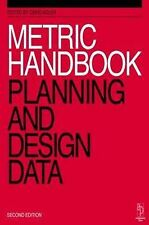 Acceptable, Metric Handbook: Planning and Design Data, , Book