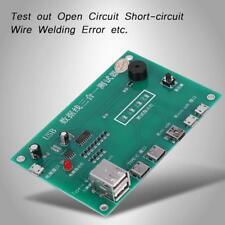 Type-C/Mini USB/Micro-USB 3-In-1 USB Cable Test Data Wire Precise Triad Tester W