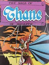 Saga of Thane of Bagarth #24   Charlton Comics