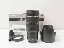 Tamron 70-200mm F2.8 VC Full-frame Lens for Canon 5D 6D ~Excellent Condition