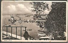Turkey PC Constantinople Istanbul Moda 1930's used PC