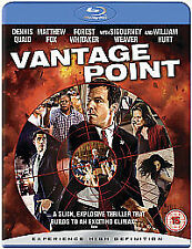 Vantage Point [Blu-ray] [All Regions], Watched Once Condition