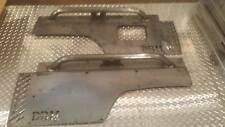 Jeep Cherokee XJ 1997-2001 Rear Quarter Panel Armor with TL Guard and Rubrail