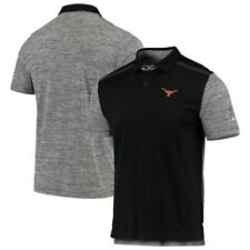New w/ tags University of Texas Longhorns men's 2XL polo golf shirt Columbia $70