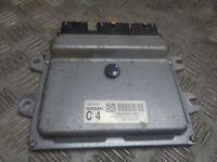 2009 NISSAN QASHQAI 1.6 Acenta 5DR ENGINE CONTROL UNIT ECU MEC93-620 C4