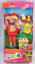 Vintage Happy Meal Stacie Doll 1993 Sealed Sister Of Barbie