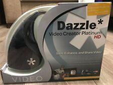 NEW Dazzle Video Creator Platinum HD Capture + Pinnacle Studio HD v.15 PC USB