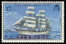 "BERMUDA 339 (SG362) - Tall Ships ""U.S. Eagle"" Ship (pa86764)"