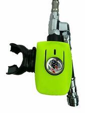 Scuba Diving Alternate Air Source Regulator with Standard Inflator Connector