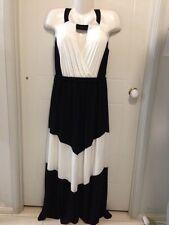 CityChic Maxi Mono Goddess Dress Size M