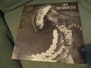 LP - THE GROUNDHOGS - SPLIT - McPHEE / LIBERTY / ROCK