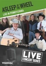 ASLEEP AT THE WHEEL: LIVE IN PENNSYLVANIA NEW REGION 2 DVD