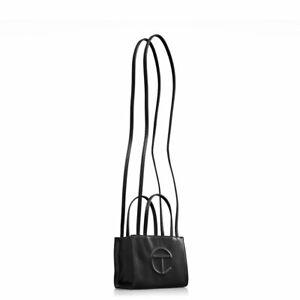 *IN HAND* TELFAR Small Black Shopping Bag *BRAND NEW*