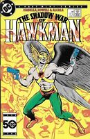 Shadow War Of Hawkman Comic 2 Copper Age First Print 1985 Isabella DC