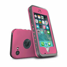 Durable Waterproof Shockproof Proective Case Full Cover For Apple iPhone 5C 5 5S