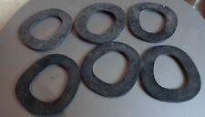 2 stück 20  liter kanister ECHT gummi dichtungsgummi ORIGINAL PNEUMANT DDR
