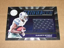 2011 Totally Certified DeMARCO MURRAY #13 Jersey SP/499 COWBOYS Oklahoma SOONERS