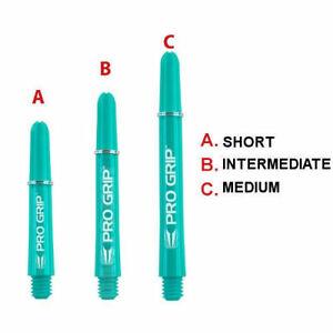 Target Pro Grip Nylon Shafts - Aqua