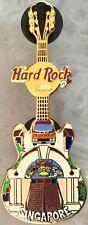Hard Rock Cafe SINGAPORE 2004 FACADE Guitar Series PIN LE 500 HRC Catalog #25828