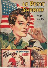 Le Petit Sheriff nr 45