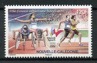 New Caledonia Stamps 2019 MNH Handisport Pole France Athletics Sports 1v Set