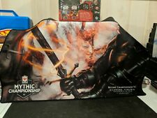Mythic championship Non-Foil Playmat Embercleave Magic The Gathering