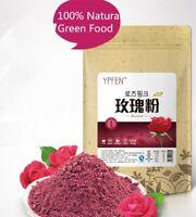 Organic Rose Powder Powder Organic Floral Tea Herb Slimming Tea Health Care