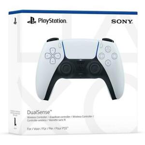 | UNOPENED | Sony DualSense Wireless Controller for PlayStation 5 - White
