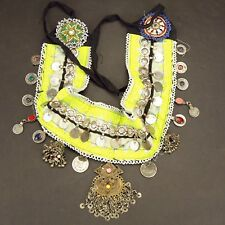 Afghan Tribal Bellydance Dangles BELT Turkoman 868b2