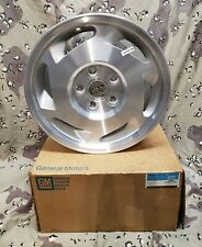 1988 88 1989 89 C4 Chevrolet Corvette RIGHT Aluminum Wheel Rim NOS OEM