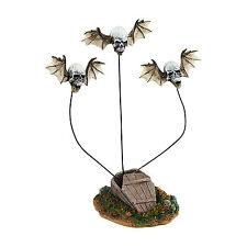 SVH Flying Skulls Accessory Snow Village Halloween D56 4047593 NEW 2015