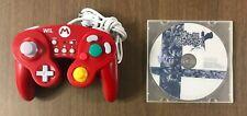 Mint Nintendo Officiel Hori Classic Controller + Wii Dairantou  - Tested - JAPAN