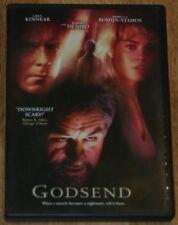 Godsend DVD.  Greg Kinnear, Rebecca Romijn-Stamos, Robert DeNiro.