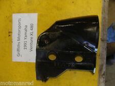 91 92 93 YAMAHA Venture XL VT480XL 88T engine cover cooling shroud trim phazer