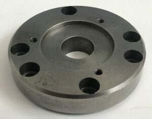 RDG TOOLS LATHE 100 MM DIAMETER BACKPLATE FOR SMALL LATHES