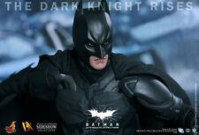 TDKR~BATMAN / BRUCE WAYNE~SIXTH SCALE FIGURE~DX12~HOT TOYS~MIB
