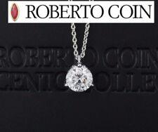 Colgantes de joyería con diamantes de oro blanco rubí