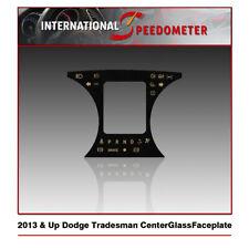 2013 & Up Dodge Tradesman CenterGlass Faceplate - (10pcs)