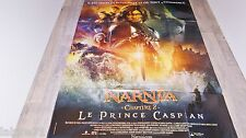 LE MONDE DE NARNIA II le prince caspian    ! affiche cinema