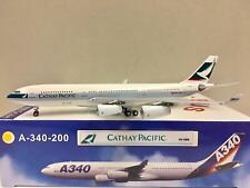 Aeroclassics 1:400 Cathay Pacific A340-200 VR-HMS