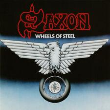 Saxon – Wheels Of Steel Coloured LP Vinyl NEW! 4050538347883