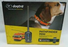 Dogtra Pathfinder Mini with GPS Tracking Training and E-Collar - Orange/Black