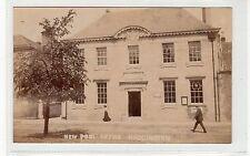 NEW POST OFFICE, HADDINGTON: East Lothian postcard (C25741)