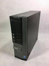 Dell Optiplex 9020 SFF Desktop Intel Core i5 CPU 4GB 250GB Windows 10