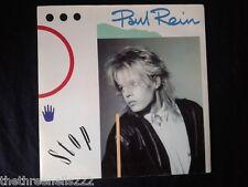 "VINYL 7"" SINGLE - STOP - PAUL REIN - CHAMP56"