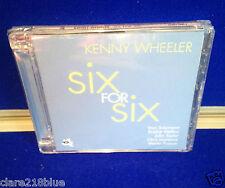 NEW Kenny Wheeler - Six for Six (2013) Cam Jazz 8 tracks