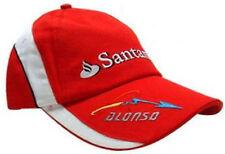 AUTHENTIC PUMA SCUDERIA FERRARI FERNANDO ALONSO SANTANDER DRIVER CAP MSRP 49.99