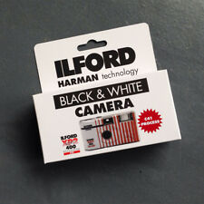 Ilford XP2 Disposable Camera with Flash, BLACK & WHITE,(27 Exposures), BRAND NEW